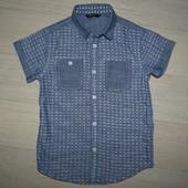 Рубашка George 7-8 лет, рост 122-128