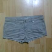 Фирменные джинсовые шорты M