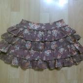Фирменная юбка 8-9 лет
