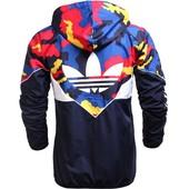 Фирменные Ветровки Adidas