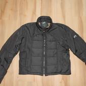L G-Star стильная  стёганная болоньевая куртка на синтепоне