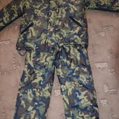 мужской Костюм Монблан-камо размер XL