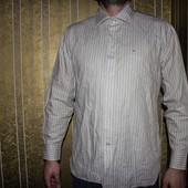 Рубашка мужская плотная Tommy hilfiger XL состояние отличное
