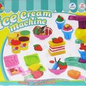 """Набор для лепки """"Машина мороженого"""""""