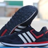 Кроссовки мужские Adidas Neo blue