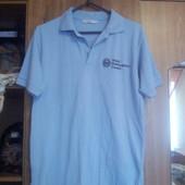 Футболка, рубашка поло в идеальном состоянии р-р 48-50, бренд Kustom Kit