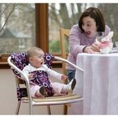 Тотсит. Переносной стул для кормления. Смотрите фото реальной расцветки в обьявлении.