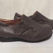 Туфли Кожа Испания 39,5 размер