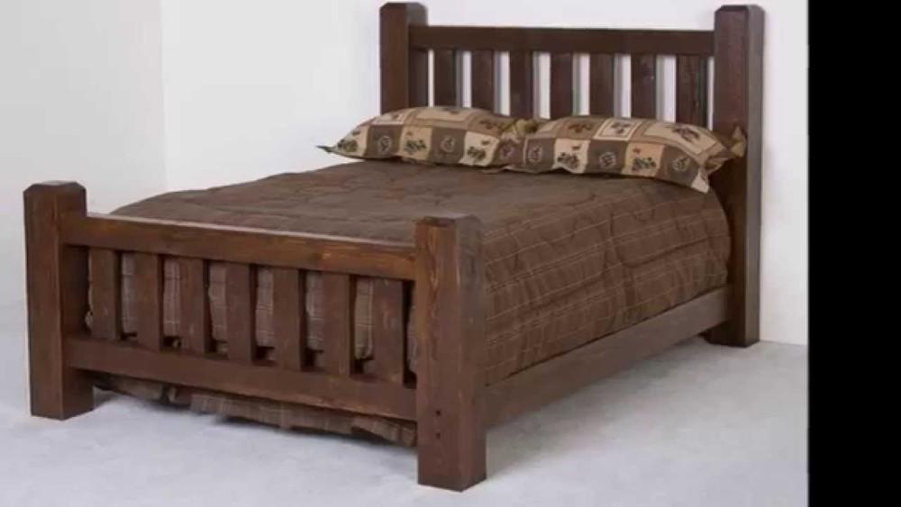Спинка кровати из дерева своими руками фото