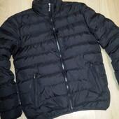 Мужская куртка размер М(46-48)