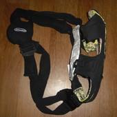 Рюкзак - кенгуру Infantino с флисовой накидкой