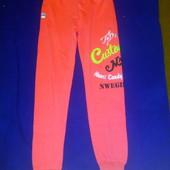 Спортивные штаны на девочку Венгрия, рост 98-146