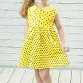 Расцветки! Платье для девочек
