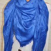 Платок шаль Louis Vuitton  модный аксессуар