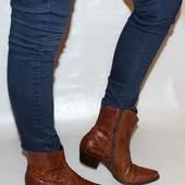 Ботинки 39 p. Paul green , Германия, кожа, оригинал. демисезон.