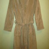 Мужской, плюшевый халат George, размер медиум(М)