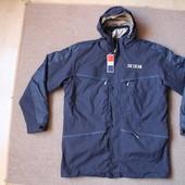 Куртка деми Clique новая размер XL