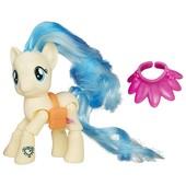 Мис Поммел пони шарнирная my little pony miss pommel explore equestria