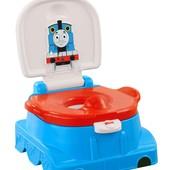 Fisher-Price музыкальный горшок 3 в 1 томас и друзья thomas the train thomas rewards potty BDY85
