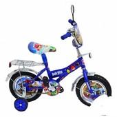 Детский двухколесный велосипед Mustang Angry Birds