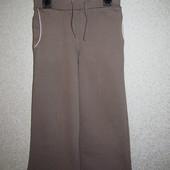 спортивные штаны клеш 8-9лет