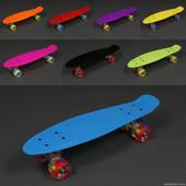 Скейт пенни борд Penny board 779+свет колес
