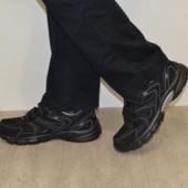 Кроссовки на липучке р-ры 44р-27.5см