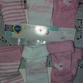 носочки от рождения до двух лет lupilu
