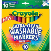 фломастеры маркеры Crayola