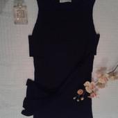 трендовая длинная блуза с глубокими  боковыми разрезами от Pull&Bear, p.M