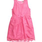 H m платье для девочек