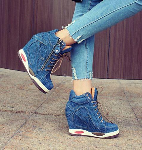 обувь сникерсы женские фото летние фото