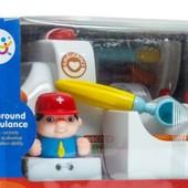 Скорая помощь свет звук от Huile Toys