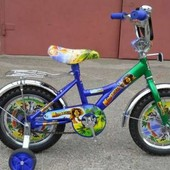 Детский велосипед Mustang Мадагаскар 12, 14, 16, 18, 20 д