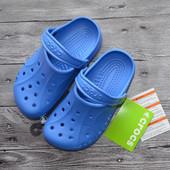 Crocs Baya Sea Blue оригинал кроксы