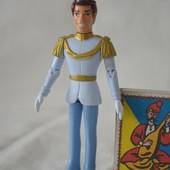 Шикарная фирменная фигурка принца из мультфильма Принцессы Дисней Disney разные
