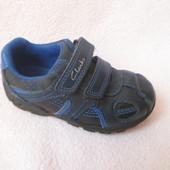 Clarks кожаные оригинальные ботинки 5