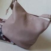 Стильные натуральные кожаные сумки мешок