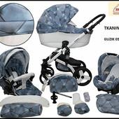 Универсальная коляска Mikrus Cruiser 3D  05