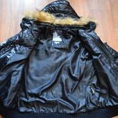 Мужская куртка с мехом Y-TWO