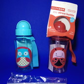 Поильник Skip hop, Straw Bottle