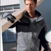 Немецкий мужской пиджак для работы Powerfix 60 размер