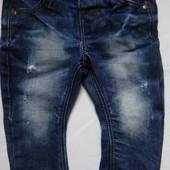 джинсы 3-6 мес Next