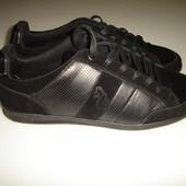 Новые кожаные туфли, кроссовки Luke 1977, р 45 (UK 11), стелька 30 см