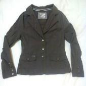 Легкий с х/б ткани пиджак - размер М,L