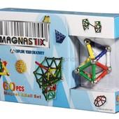 Магнитный конструктор Magnastix 60 деталей!