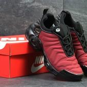 Кроссовки мужские  Nike Air Max 95 TN  dark red