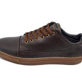 Мокасины мужские Multi Shoes Prima Brown