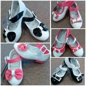 Очаровательные лаковые туфельки Kellaifeng. Р-ры 23-28