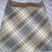 отличная теплая юбка S.Oliwer р.12 М 38 40